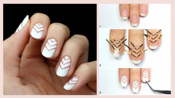 Наклейки для ногтей: инструкция по применению: Группа